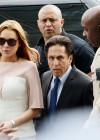 Lindsay Lohan Arrives For Her Hearing -10