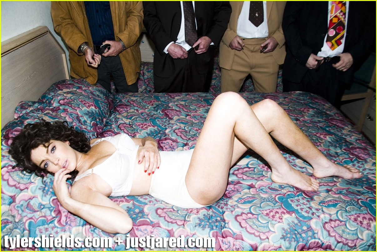 Back to post Lindsay Lohan – as Linda Lovelace in In underwear