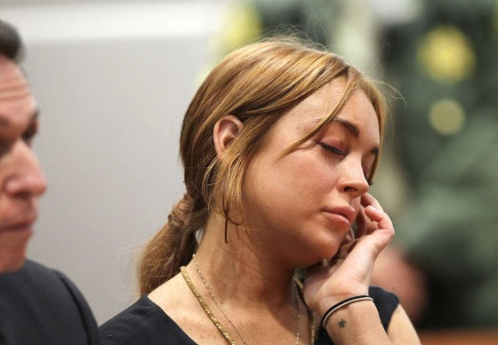 Lindsay Lohan courthouse Photos: 2013 LA