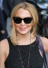 Lindsay Lohan Arrives at Late Show with David Letterman in New York City -33
