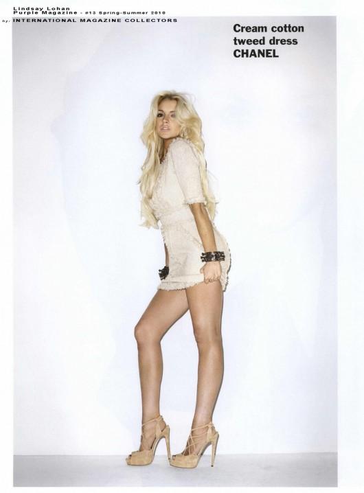 Lindsay Lohan 2010 : lindsay-lohan-in-purple-magazine-2010-19