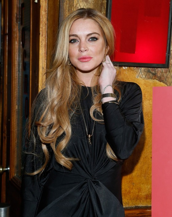 Lindsay Lohan: Just Sing It app launch -02