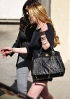 Lindsay Lohan Leggy Candids in West Hollywood-02