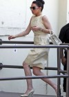 Lindsay Lohan - On the Set of Liz and Dick-16