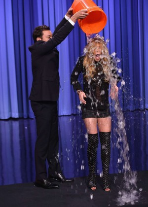 Lindsay Lohan - The Tonight Show Starring Jimmy Fallon