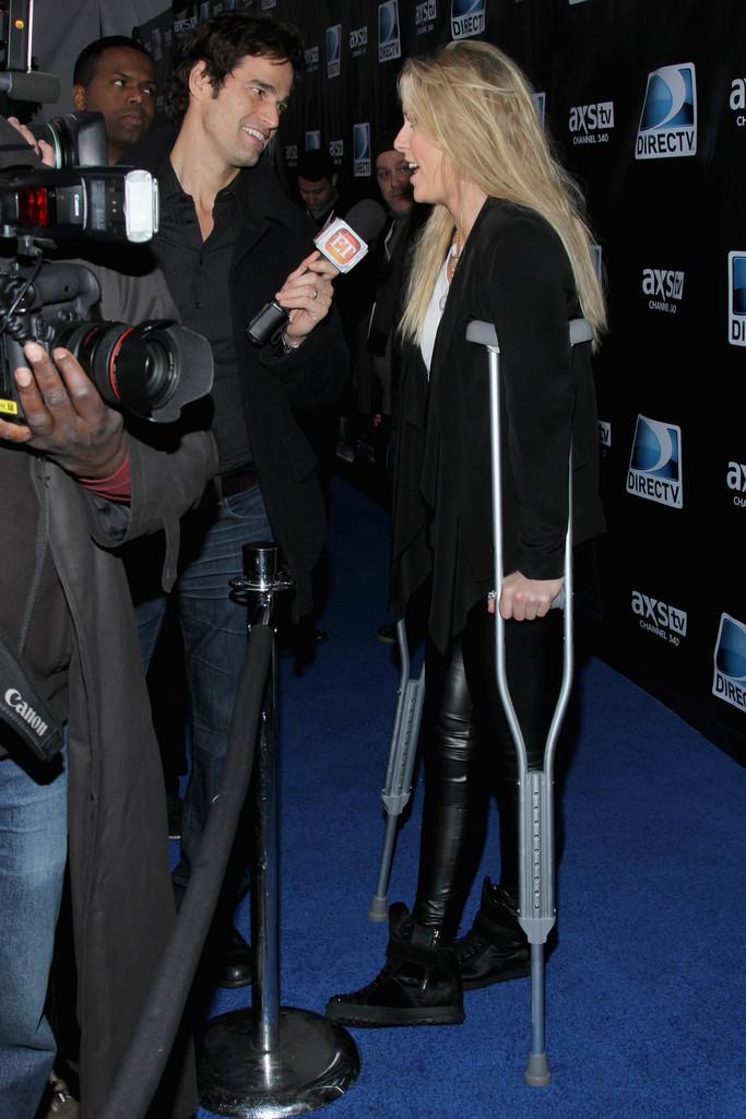 Lindsay Vonn: DirecTV Super Saturday Night -02