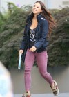 Lindsey Morgan - Out in Vancouver -04