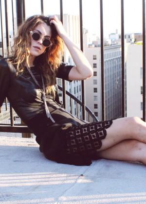 Lindsey Shaw - Voyage Clothing Photoshoots 2014