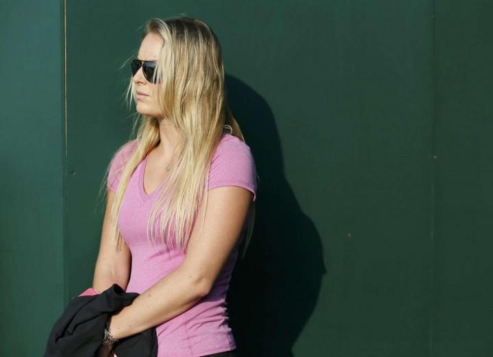Lindsey Vonn: British Open Championship -03