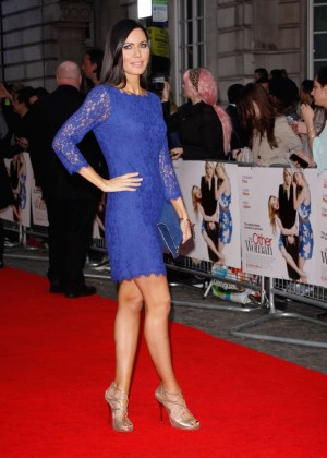 Linzi Stoppard: The Other Woman Premiere -02