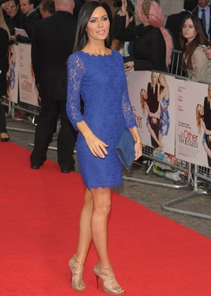 Linzi Stoppard: The Other Woman Premiere -03