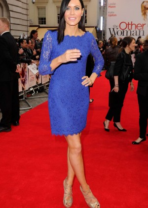 Linzi Stoppard: The Other Woman Premiere -04