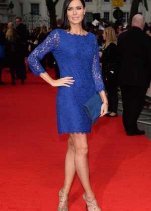 Linzi Stoppard: The Other Woman Premiere -05