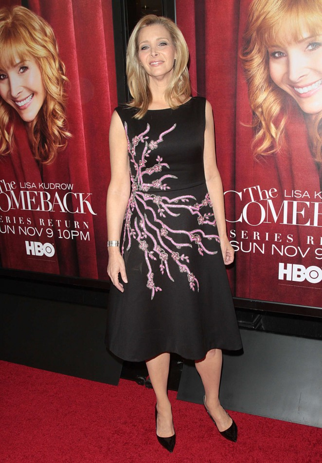 Lisa Kudrow: The Comeback Premiere -02