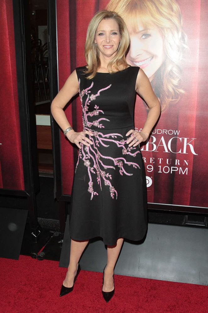 Lisa Kudrow: The Comeback Premiere -03