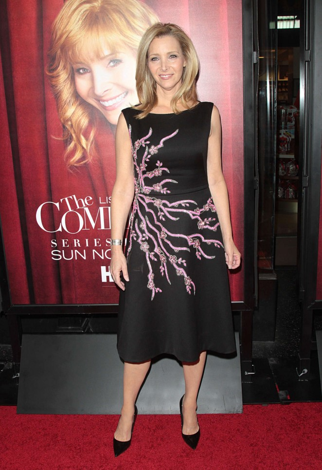 Lisa Kudrow: The Comeback Premiere -06