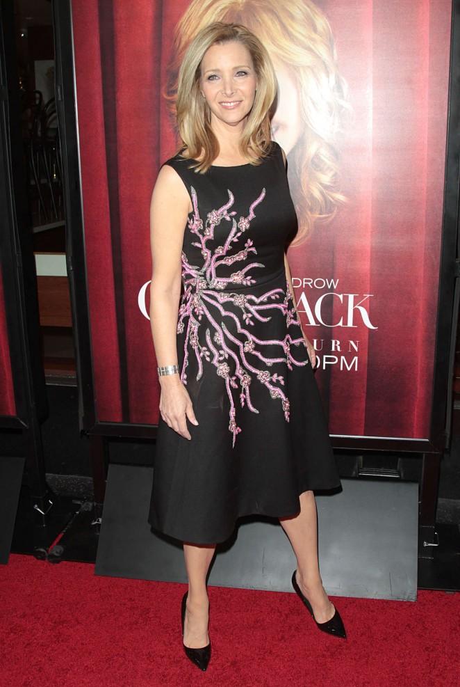 Lisa Kudrow: The Comeback Premiere -07