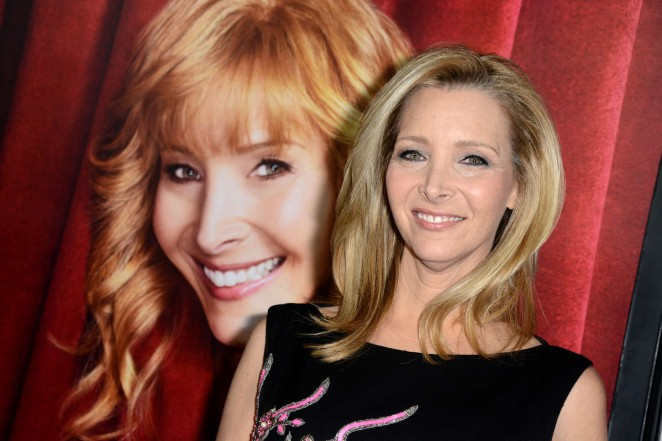 Lisa Kudrow: The Comeback Premiere -10