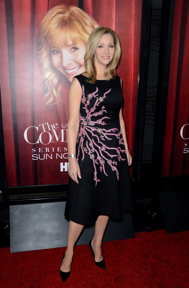 Lisa Kudrow: The Comeback Premiere -11