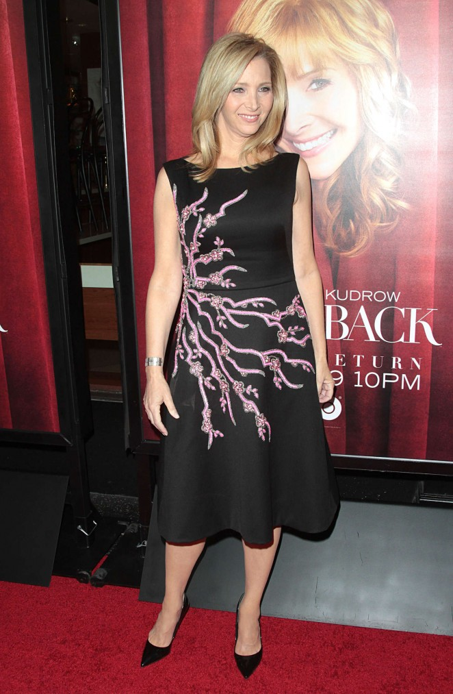 Lisa Kudrow: The Comeback Premiere -12
