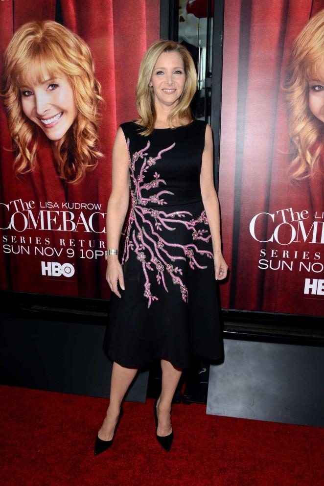 Lisa Kudrow: The Comeback Premiere -14