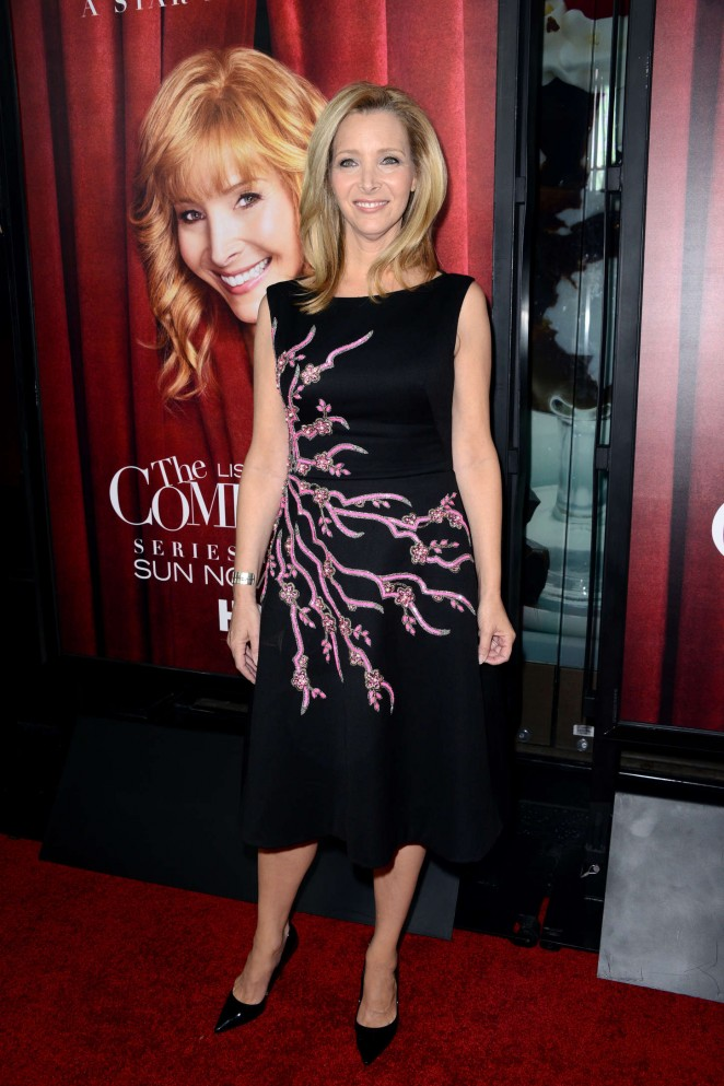 Lisa Kudrow: The Comeback Premiere -15