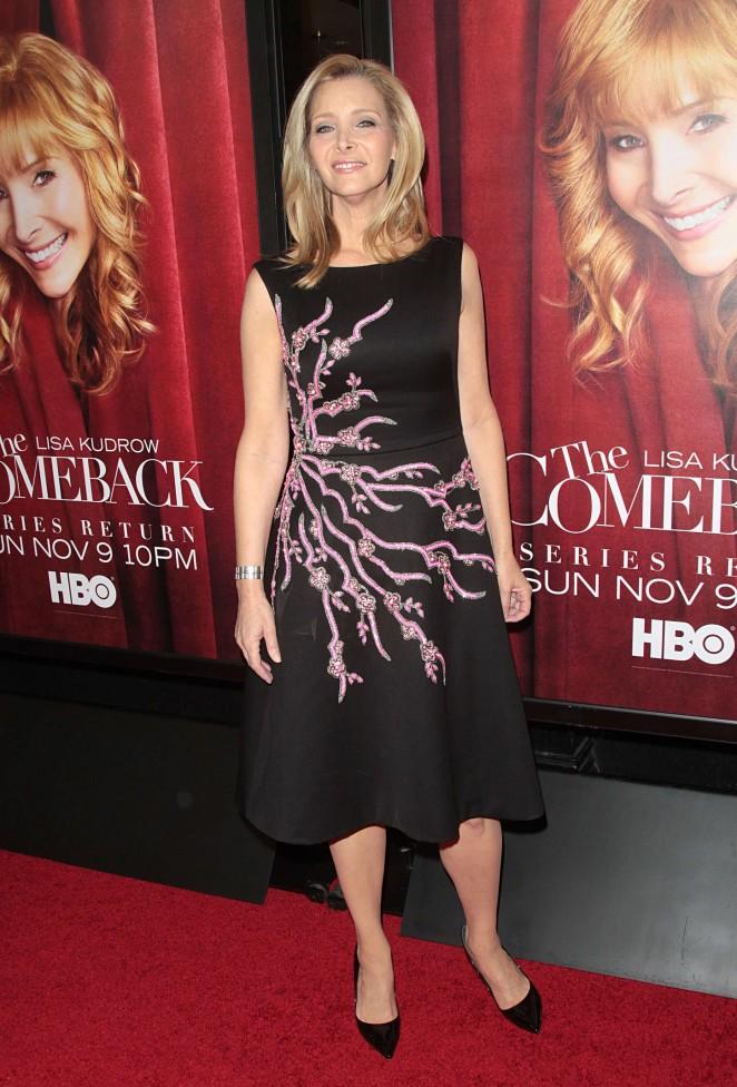 Lisa Kudrow: The Comeback Premiere -16