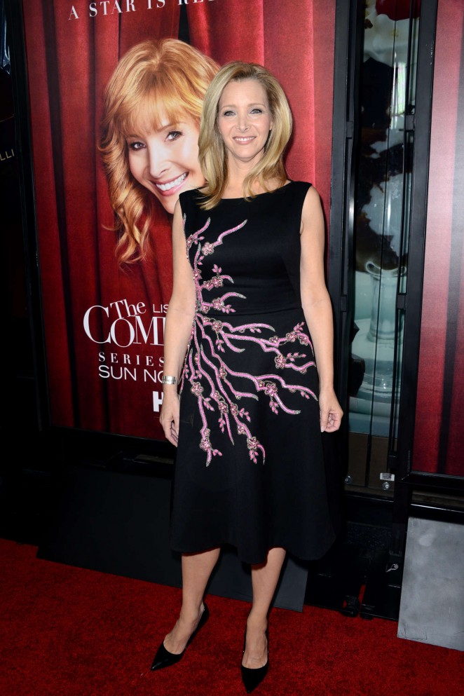 Lisa Kudrow: The Comeback Premiere -18