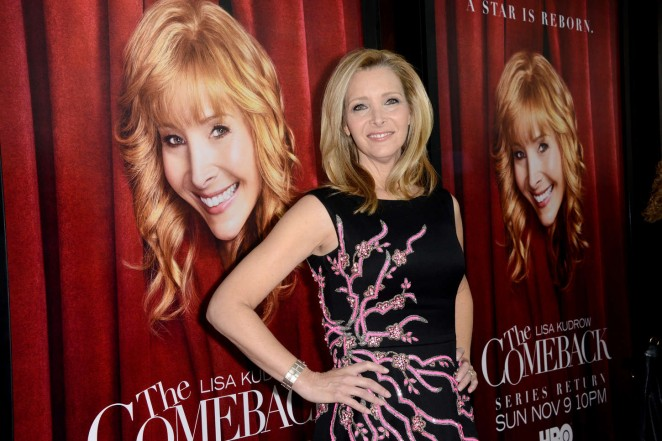 Lisa Kudrow: The Comeback Premiere -19