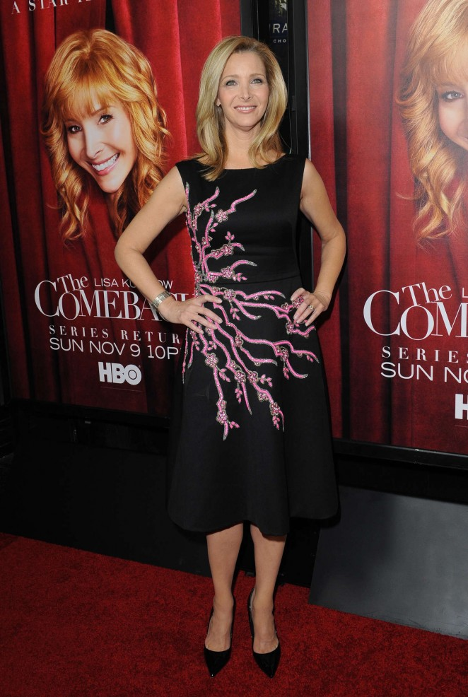 Lisa Kudrow: The Comeback Premiere -20