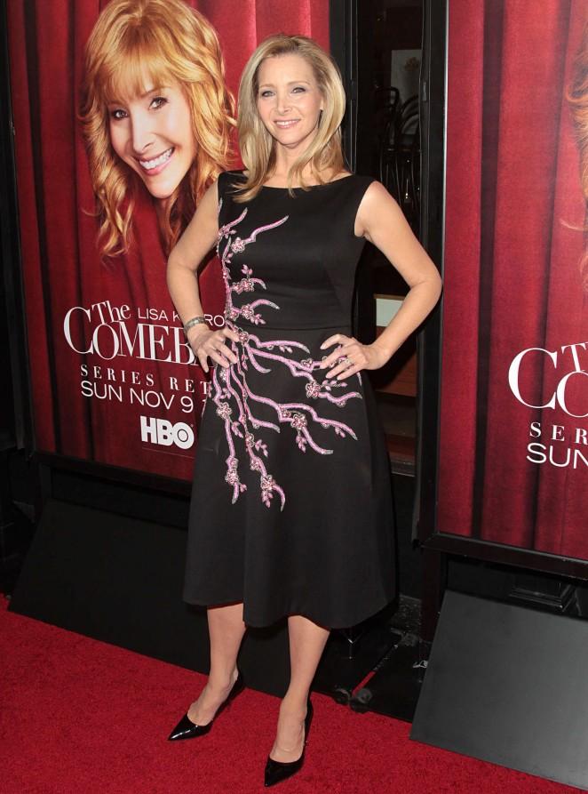 Lisa Kudrow: The Comeback Premiere -21