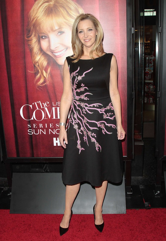 Lisa Kudrow: The Comeback Premiere -26