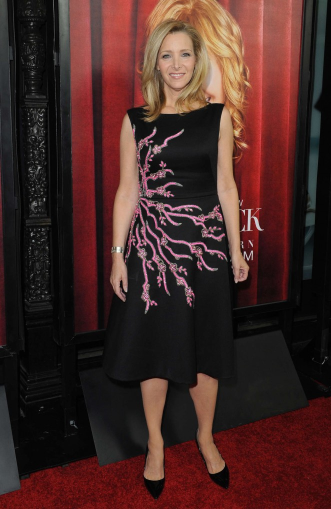 Lisa Kudrow: The Comeback Premiere -28