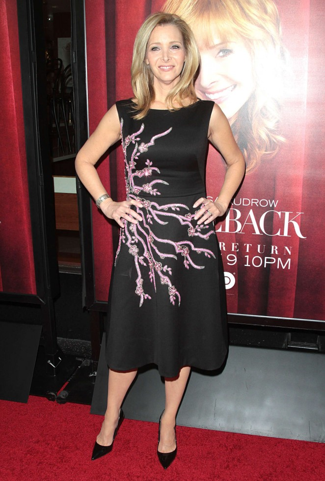 Lisa Kudrow: The Comeback Premiere -30