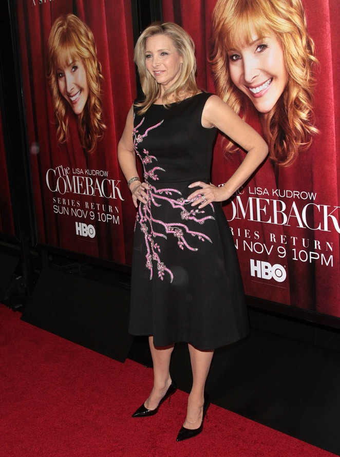 Lisa Kudrow: The Comeback Premiere -36