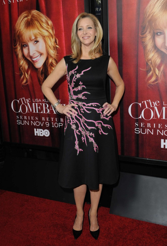 Lisa Kudrow: The Comeback Premiere -37