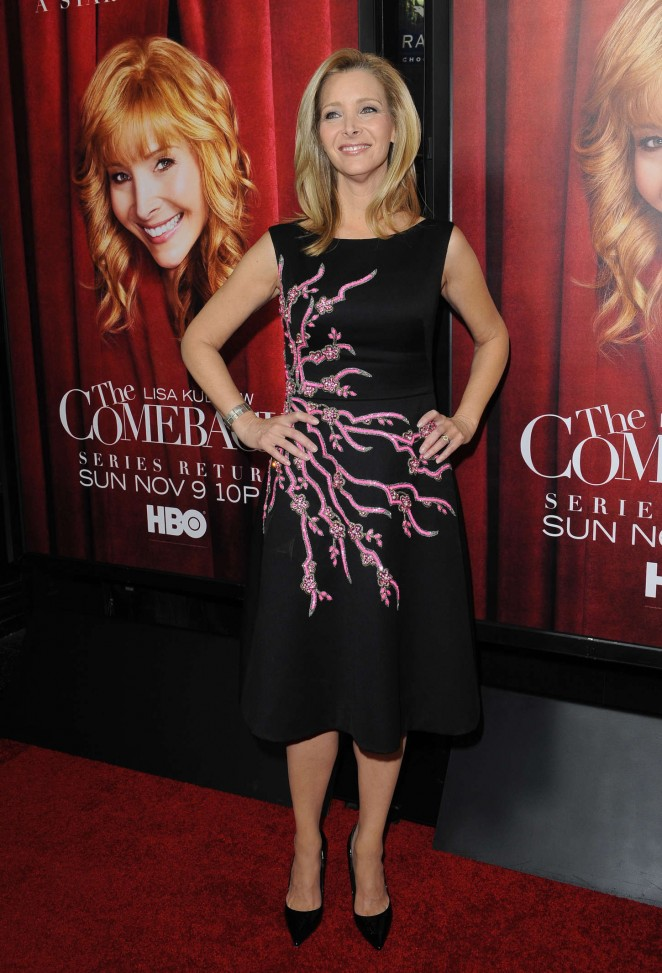 Lisa Kudrow: The Comeback Premiere -40
