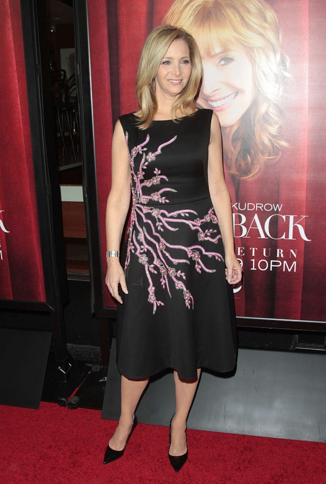 Lisa Kudrow: The Comeback Premiere -41