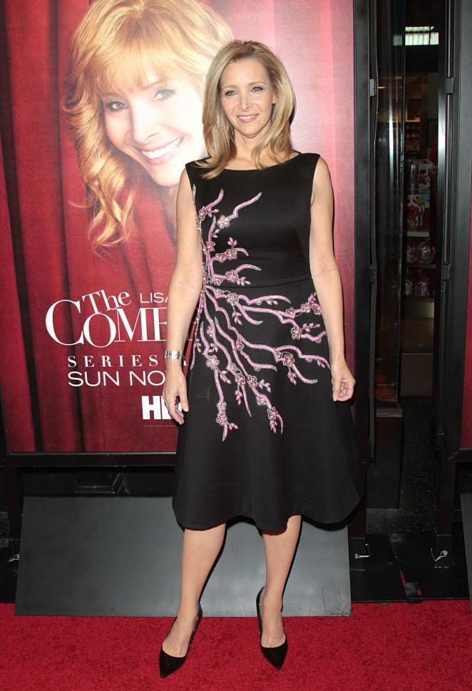 Lisa Kudrow: The Comeback Premiere -42