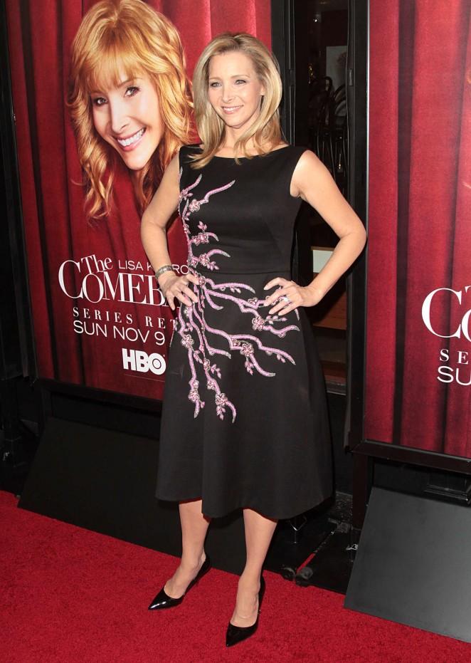 Lisa Kudrow: The Comeback Premiere -43