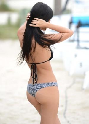 Lisa Opie Bikini Photos: 2014 PhotoShoot on Miami Beach-04
