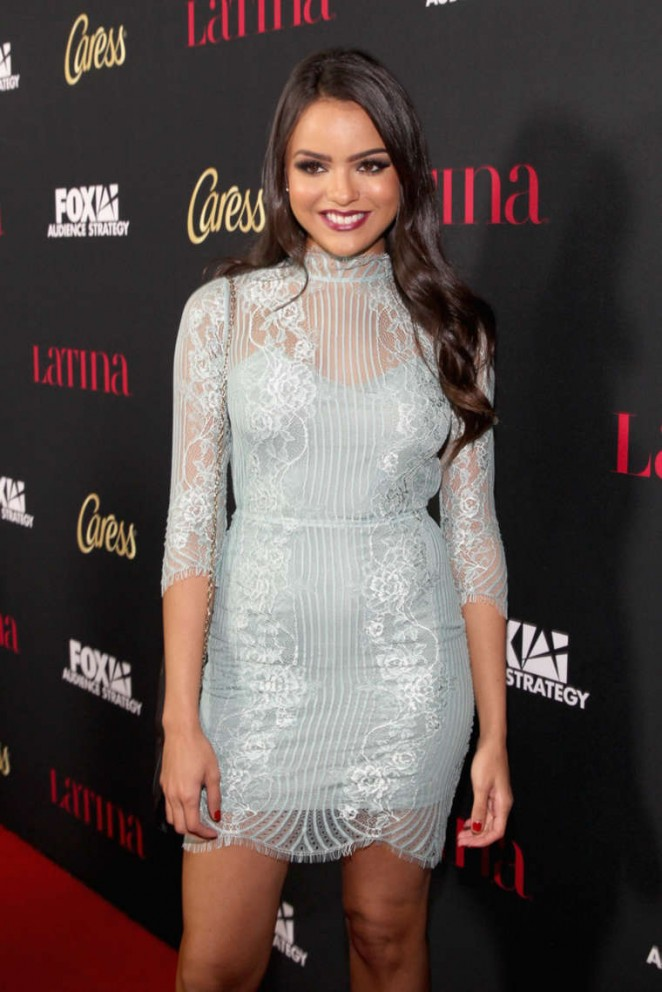 "Lisa Ramos - Latina Magazine's ""Hollywood Hot List"" Party in West Hollywood"