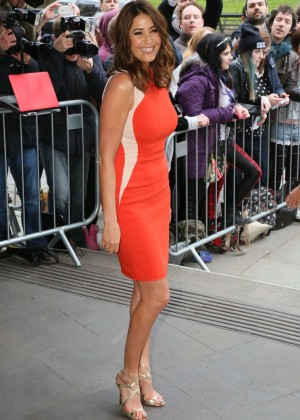 Lisa Snowdon: TRIC Awards 2014 -03