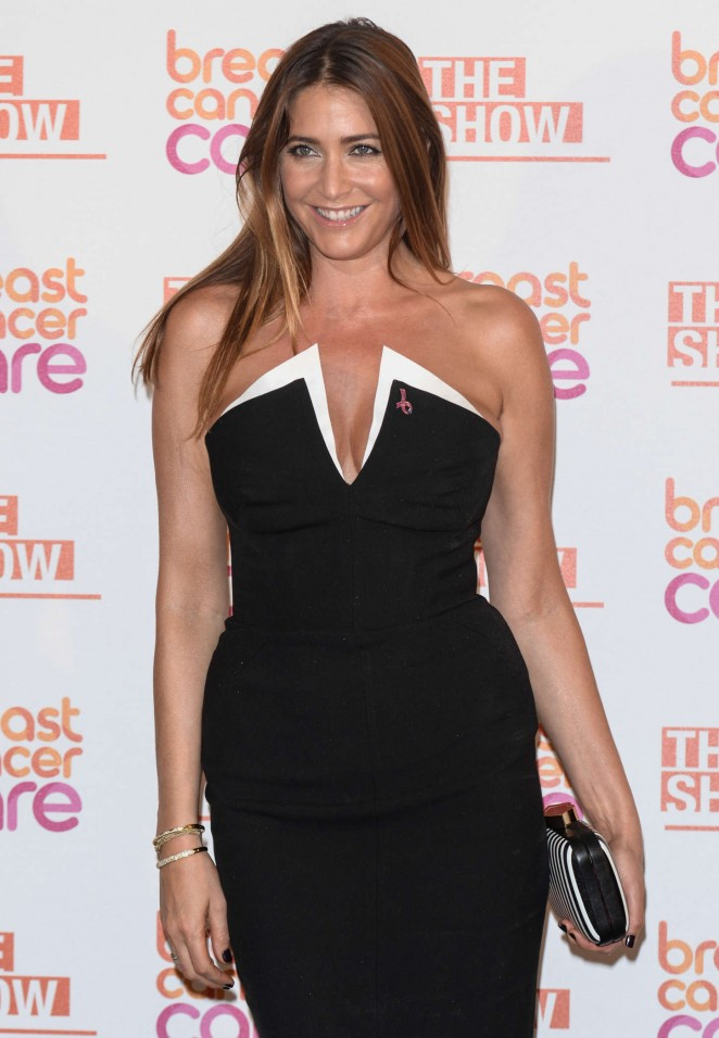 Lisa Snowdon - Breast Cancer Research Foundation Pink Party in NYC
