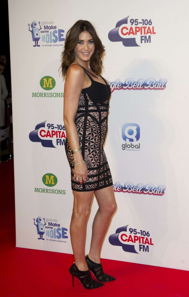 Lisa Snowdon - KIIS FM's Jingle Ball 2014 in LA