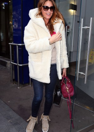Lisa Snowdon - Leaving Capital FM in London