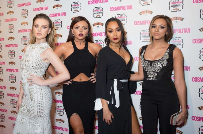 Little Mix: Cosmopolitan Ultimate Women Awards 2014 -01