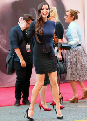 Liv Tyler  The Leftovers  Premiere in New York City -06