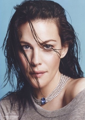 Liv Tyler - Vanity Fair US Magazine (August 2014)