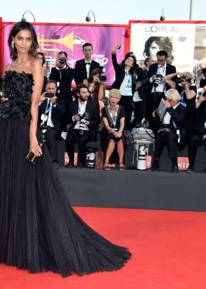 Liya Kebede - 2014 Venice Film Festival
